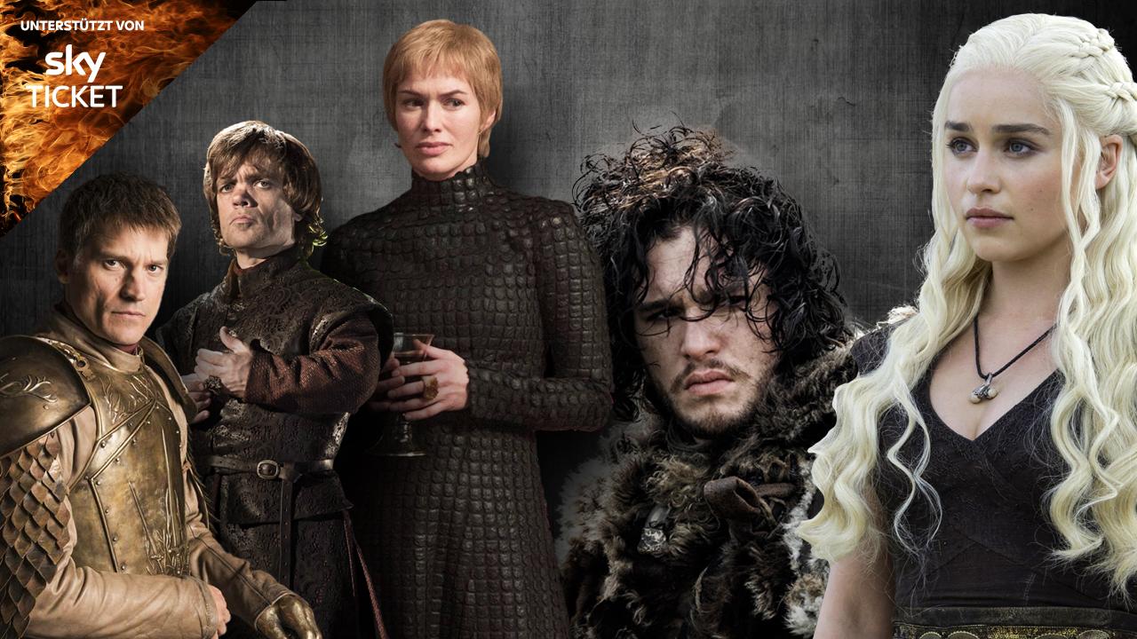 Daenerys Und Jon Verwandt