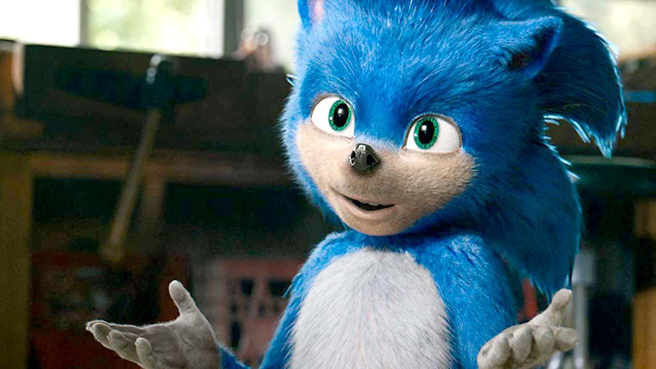 Sonic Im Kino
