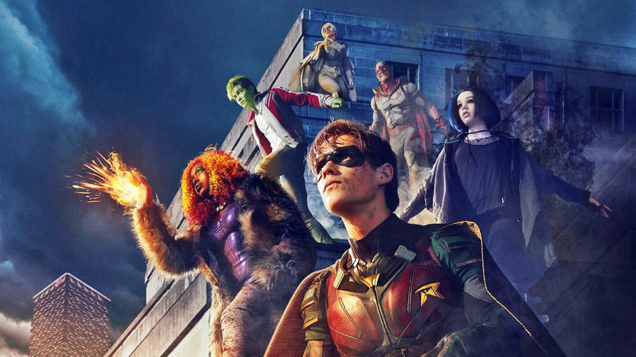 Titans Staffel 2 Netflix