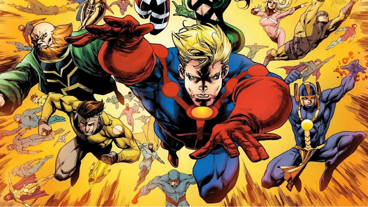 Captain Marvel Besetzung