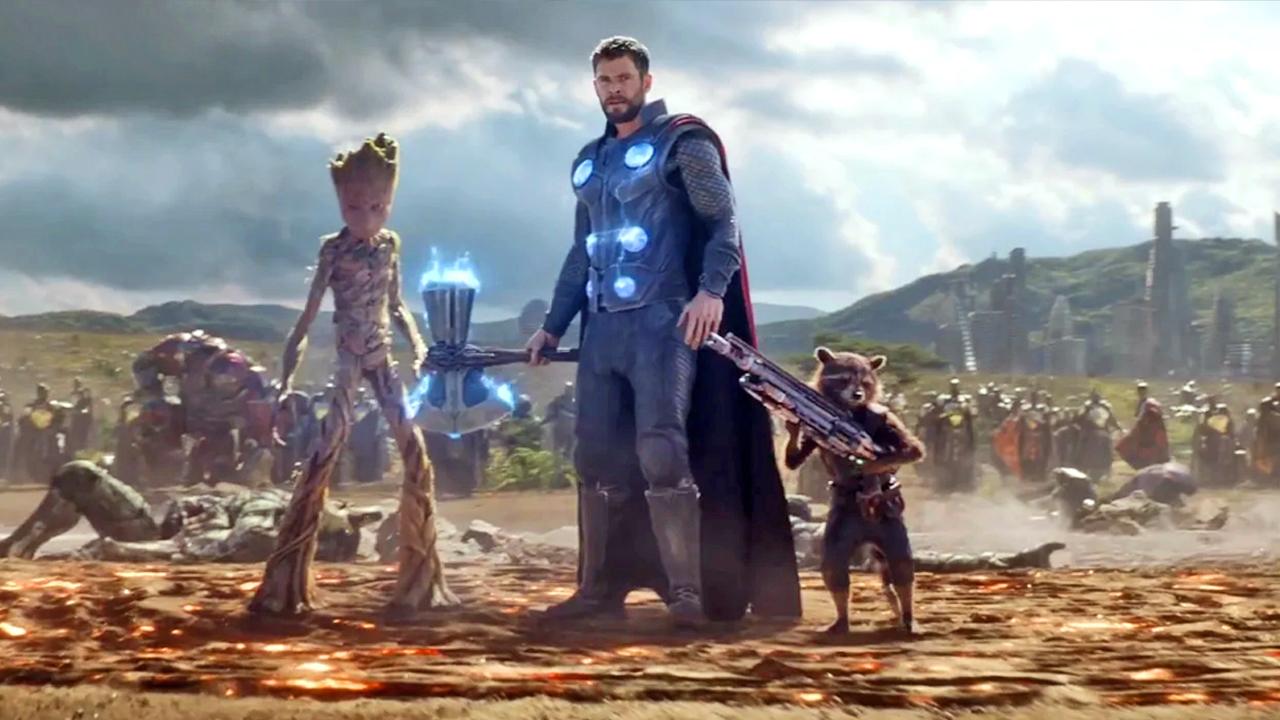"""Thor bei den Guardians Of The Galaxy: Darum stellt das """"Avengers 4: Endgame""""-Ende Marvel vor Probleme!"""