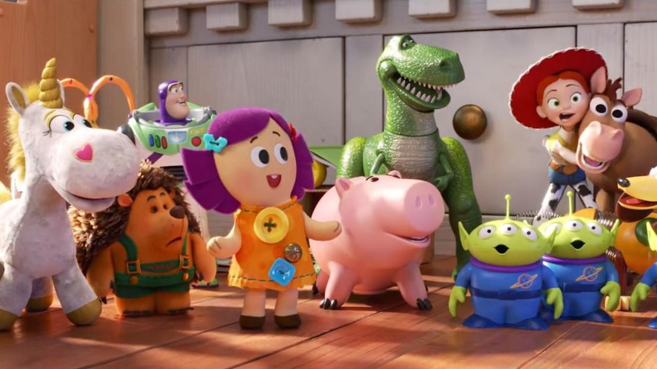 Toy Story 4 Kino