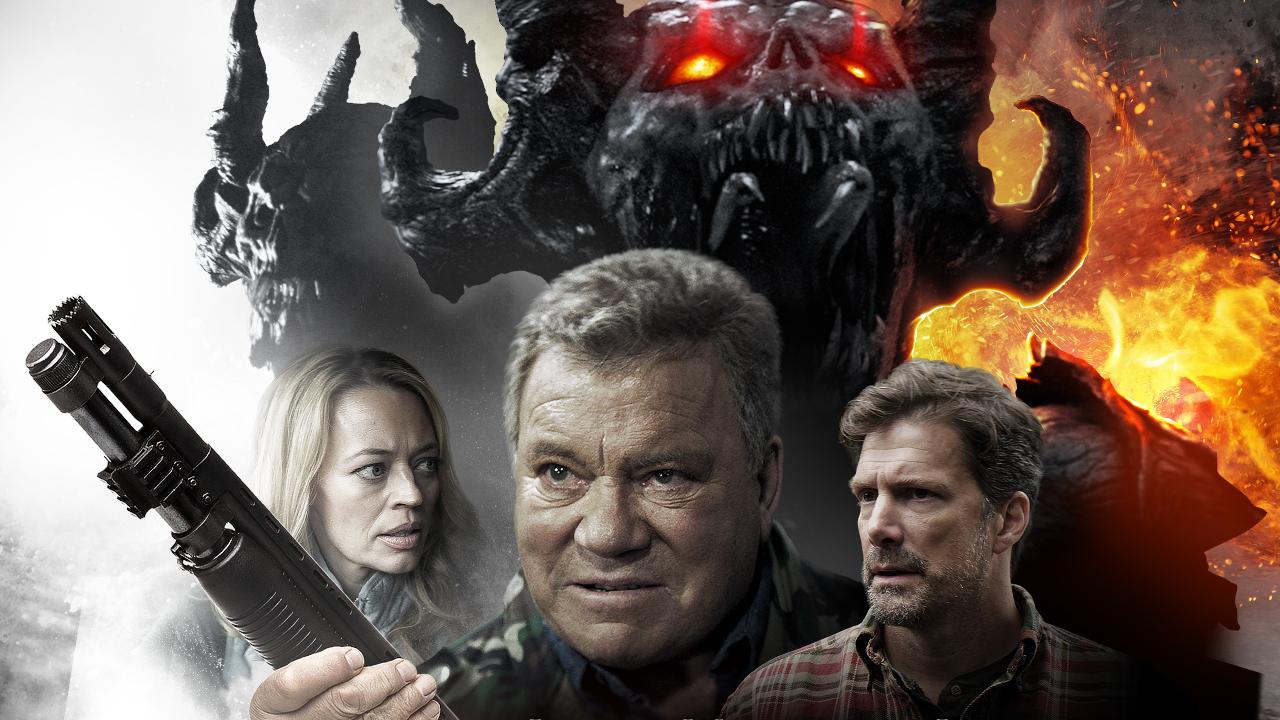 "Captain Kirk kämpft gegen Dämonen: Trailer zu ""Devil's Revenge"" mit William Shatner"