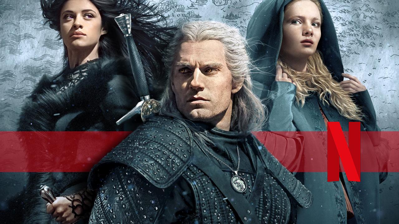 The Witcher Zeitebenen