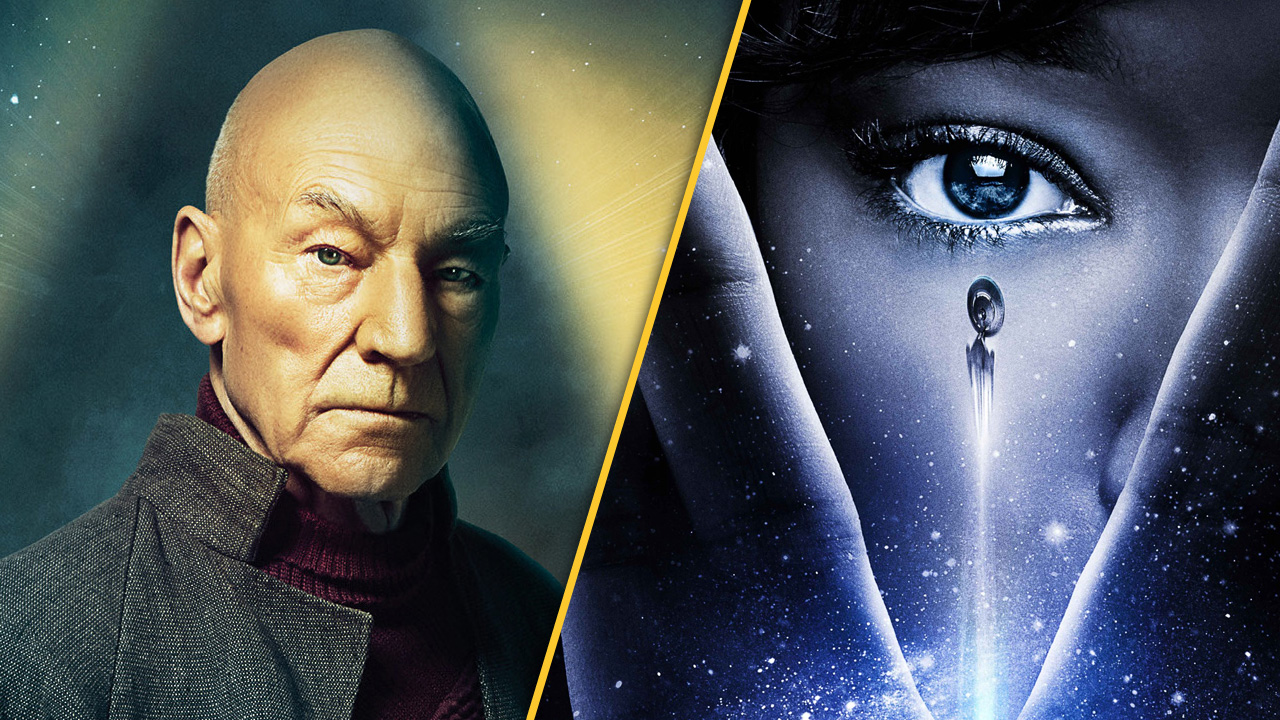 """So ist die neue Folge """"Star Trek: Picard"""" mit """"Discovery"""" verbunden"""