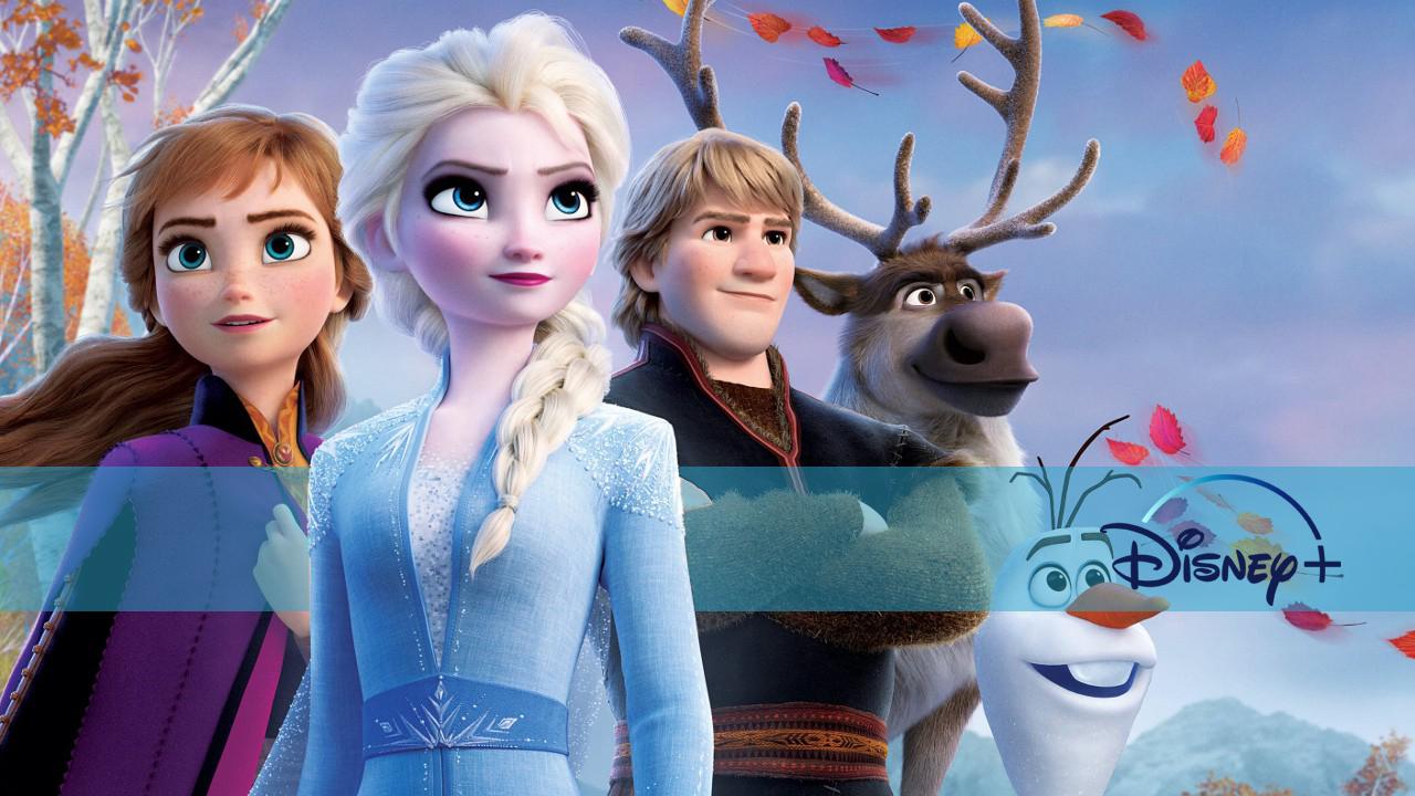 Wann Kommt Die Eiskönigin 2 Auf Disney Plus