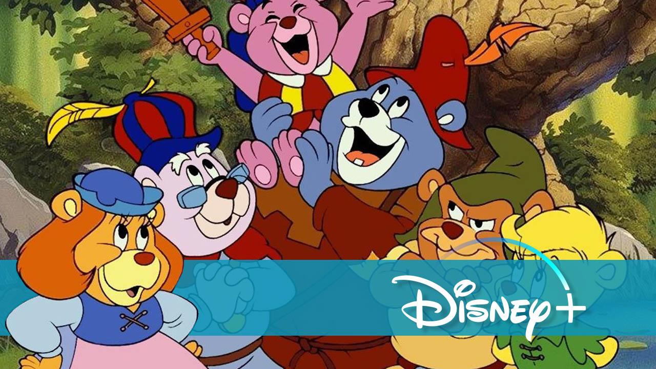 """Liebeserklärung an """"Disneys Gummibärenbande"""": Die Kult-Serie lohnt sich auch noch heute auf Disney+"""