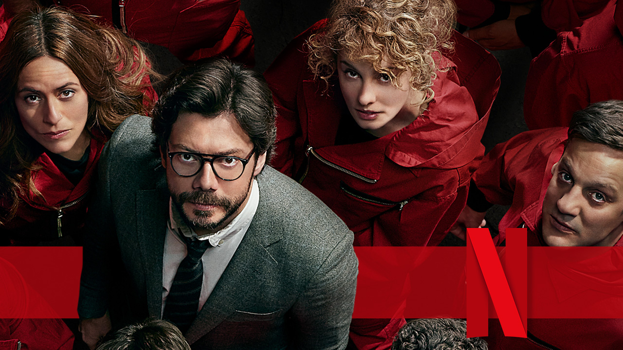 Netflix Serie Haus Des Geldes Staffel 5