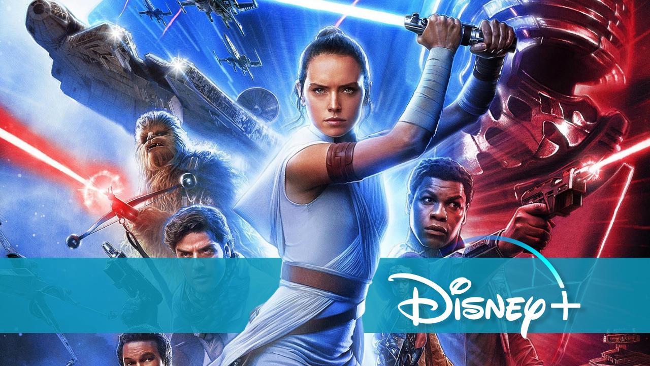 Aufstieg Skywalker Disney Plus