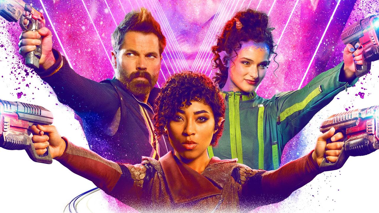 """Die """"Guardians Of The Galaxy"""" lassen grüßen: Seht die 1. Folge von """"Vagrant Queen"""" bei uns vorab!"""