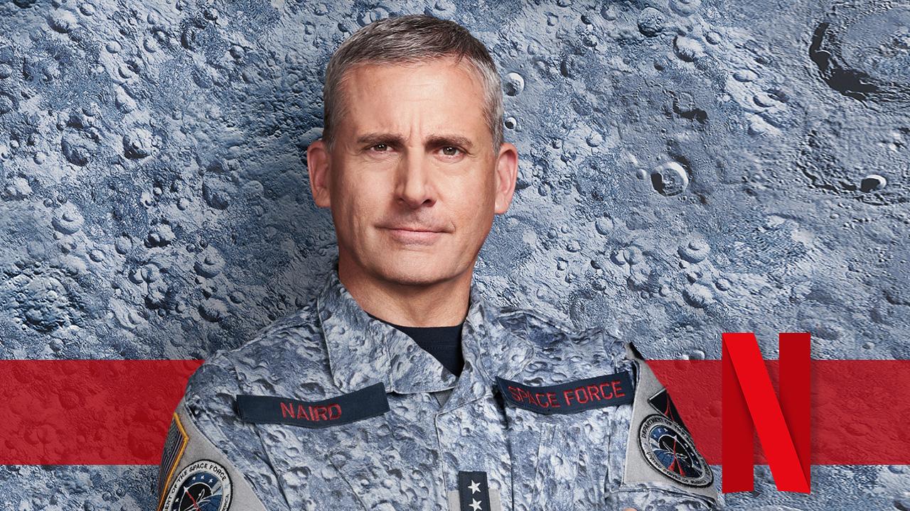 """""""Space Force"""" ist näher an der Realität, als man denkt: Der wahre Hintergrund zur neuen Netflix-Serie"""