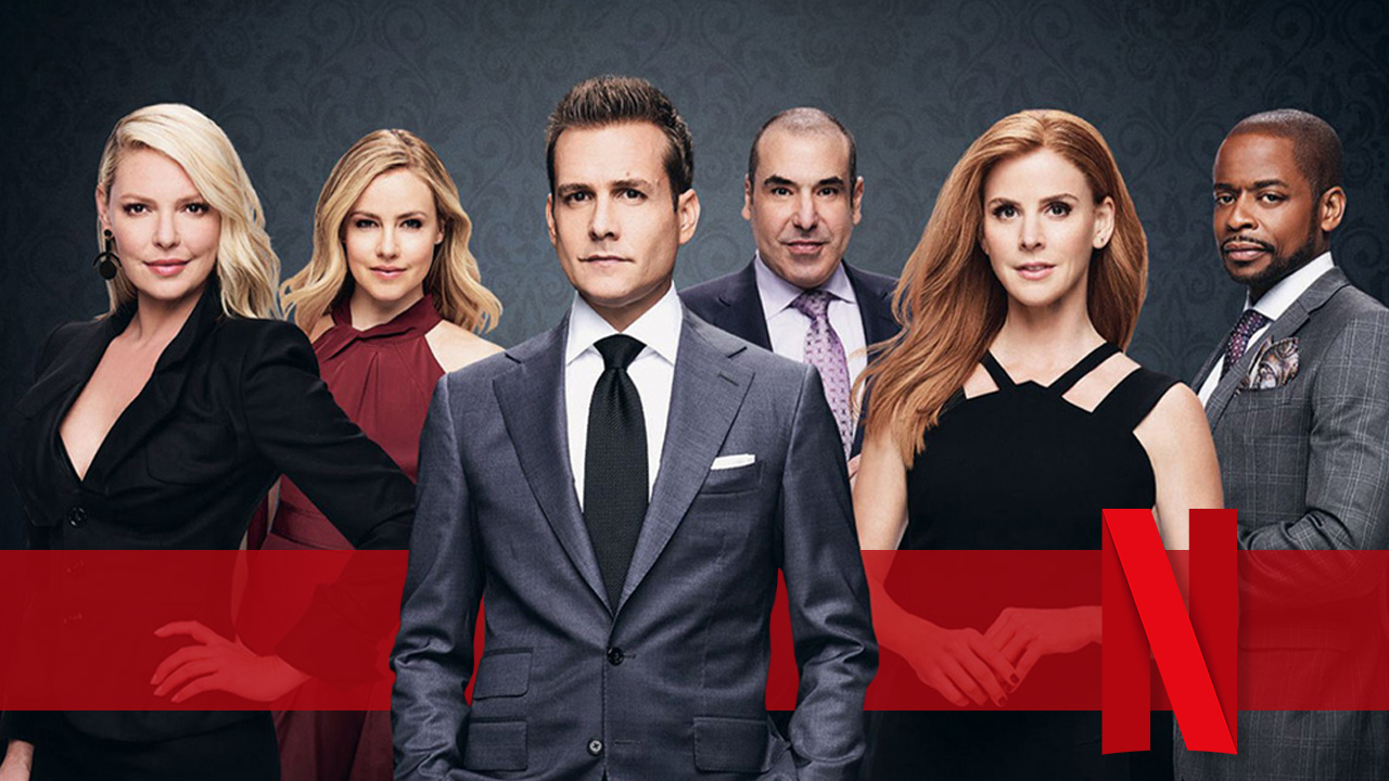 Suits Staffel 7 Netflix Folge 11