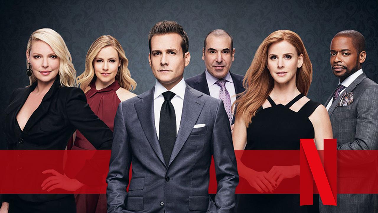 8 Staffel Suits