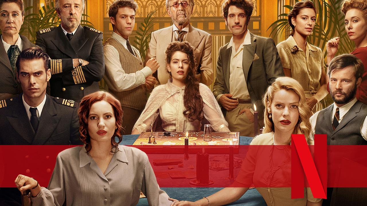 """Nach """"Haus des Geldes"""" und Co. geht heute der nächste spanische Netflix-Hit weiter"""