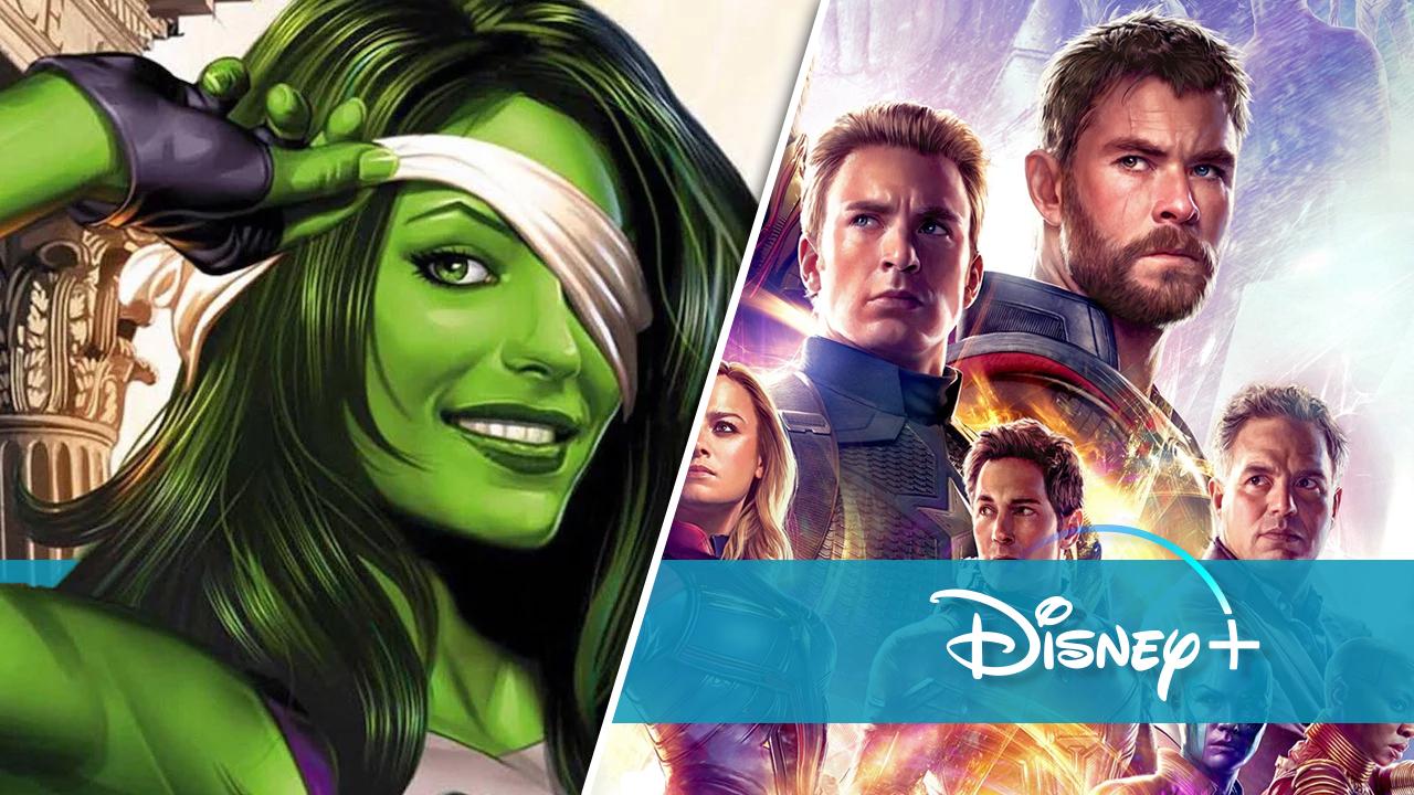 Die nächste Marvel-Serie nach `Avengers 4`: She-Hulk-Darstellerin gefunden