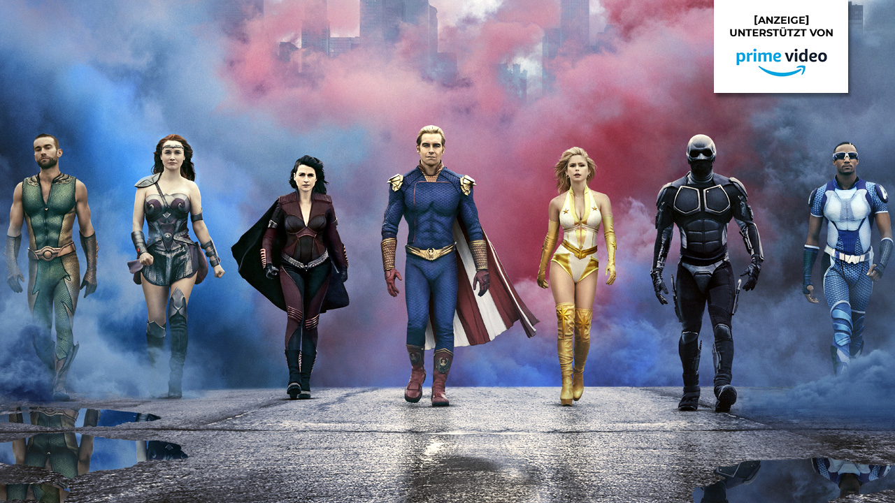"""Ihr mochtet """"Justice League"""" nicht? So gnadenlos macht sich """"The Boys"""" über die DC-Helden lustig! [Gesponsert]"""