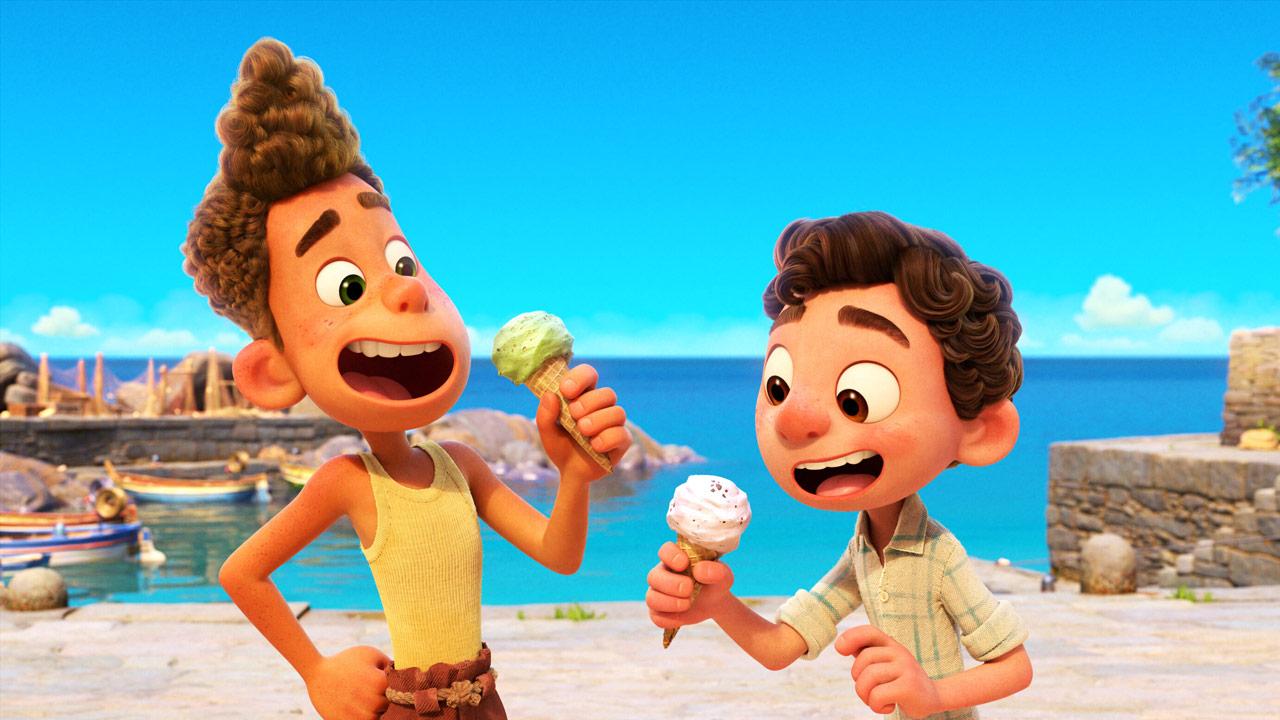 "Nächster Disney-Hit? Der erste Trailer zu Pixars ""Luca"" ersetzt euren Italien-Urlaub"