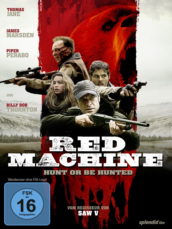 Red Machine Hunt Or Be Hunted