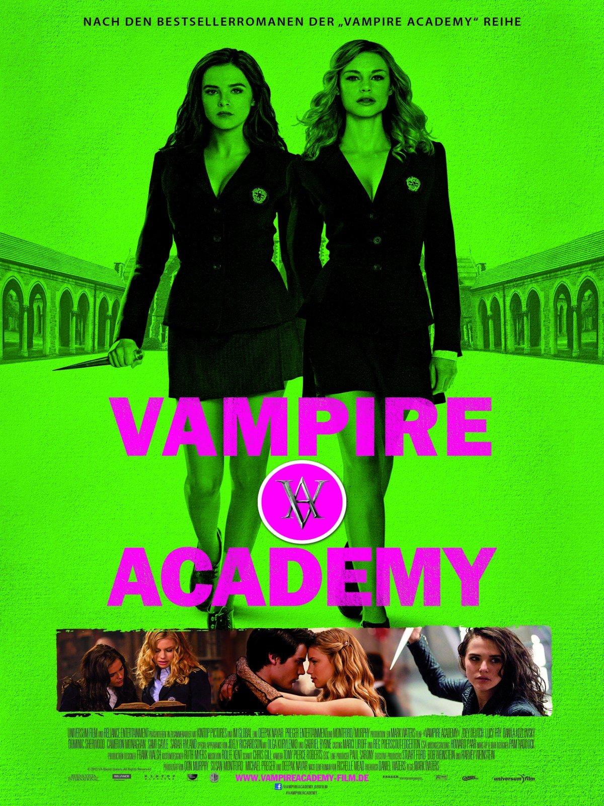 vampire academy besetzung