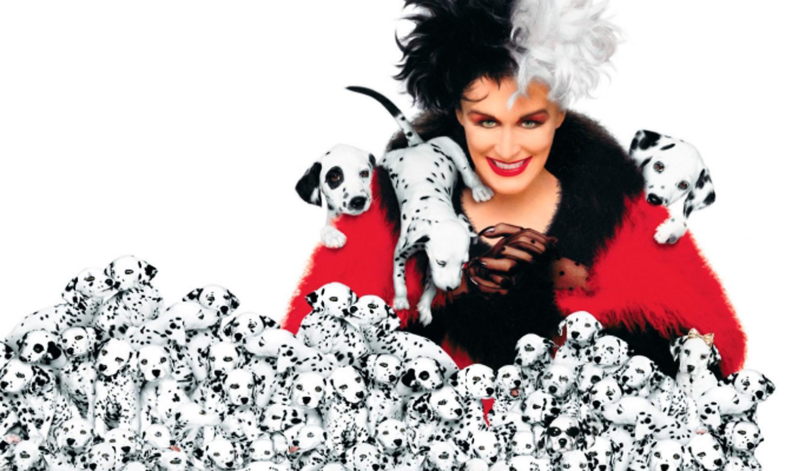 1001 Dalmatiner Cruella
