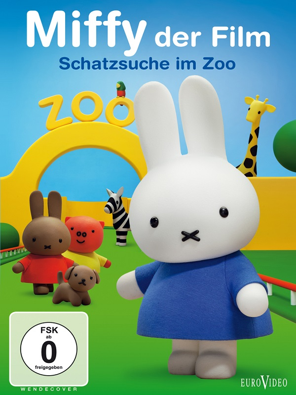 miffy der film schatzsuche im zoo film 2013. Black Bedroom Furniture Sets. Home Design Ideas