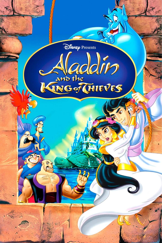 Aladin Und Der König Der Diebe