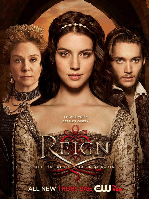 Reign Staffel 4 Folge 1