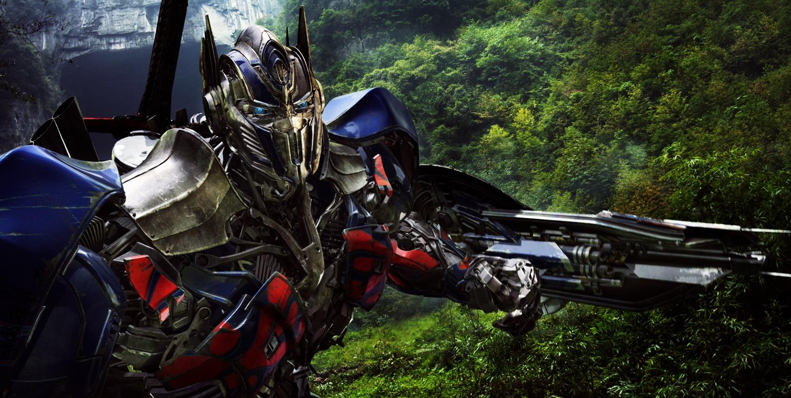 Transformers: ära Des Untergangs Besetzung