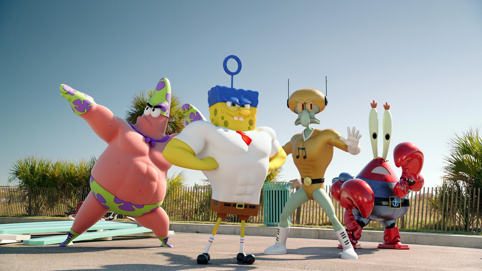 Bild Von Spongebob Schwammkopf 3d Bild 16 Auf 17 Filmstarts De