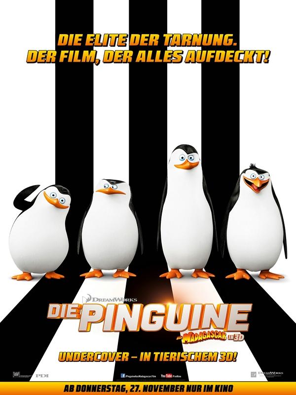 Die Pinguine Aus Madagascar Film 2014 Stream