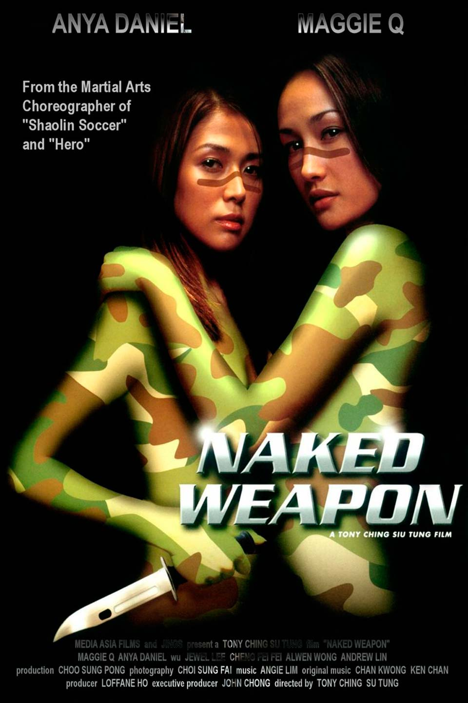 naked weapon film nude