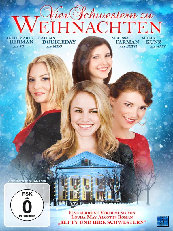 Vier Schwestern zu Weihnachten - Film 2012 - FILMSTARTS.de