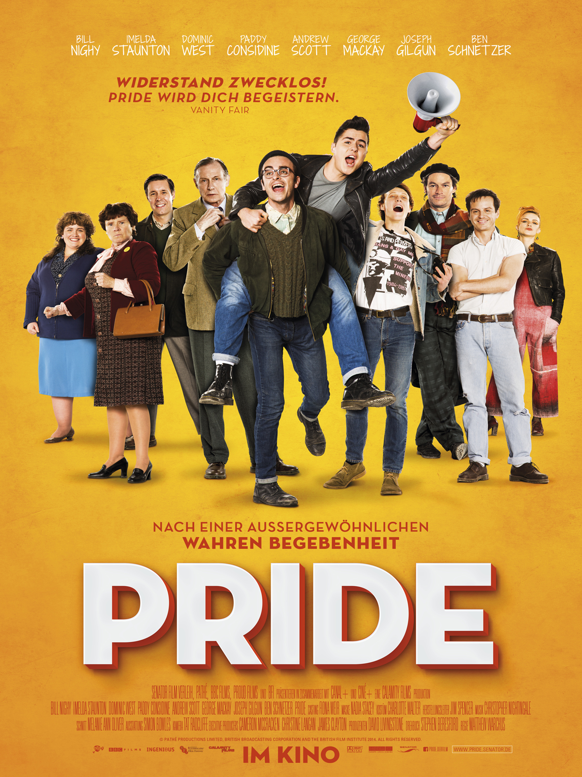 Pride - Film 2014 - FILMSTARTS.de