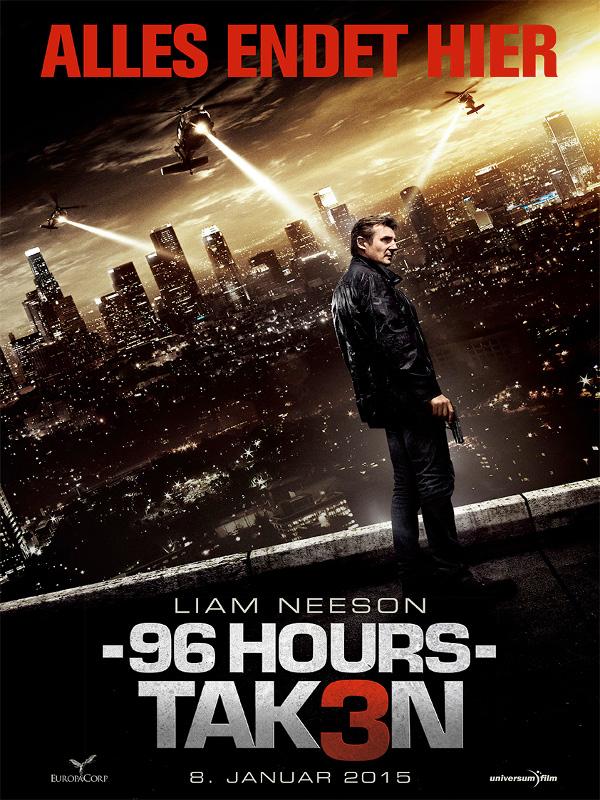 96 hours taken