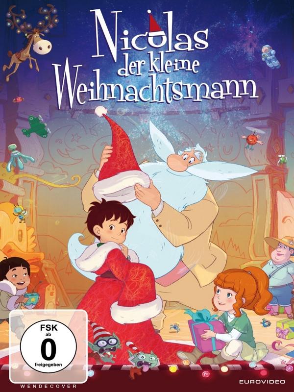 Nicolas Der Kleine Weihnachtsmann