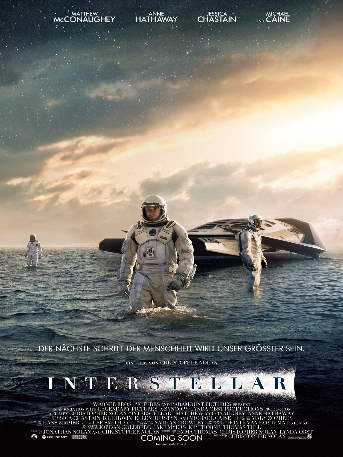 Filmstarts Interstellar