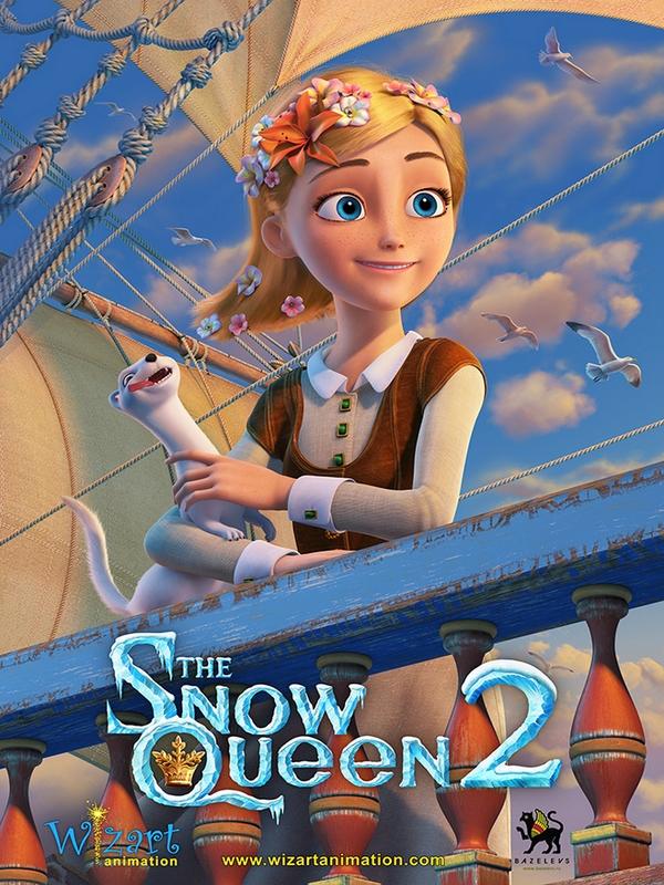 Die Schneekönigin Eiskalt Entführt