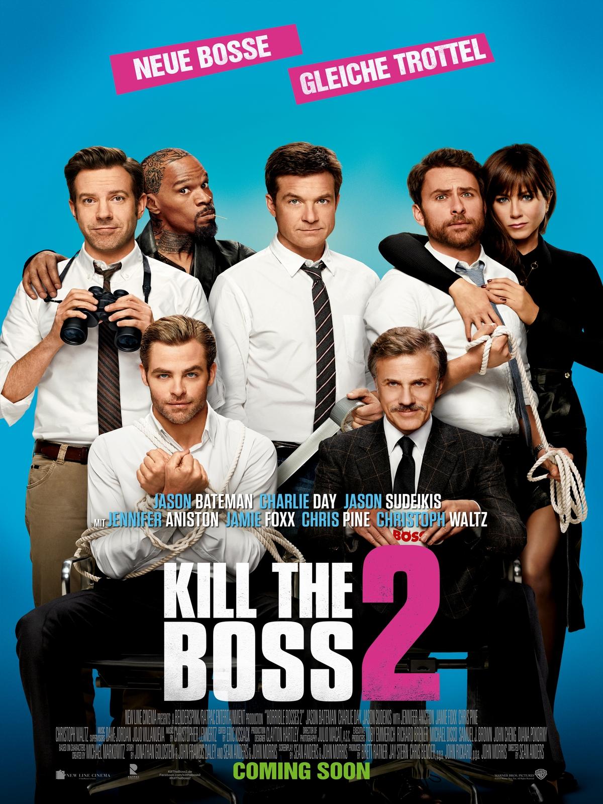 Kill The Boss Besetzung
