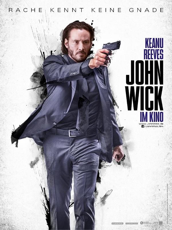Schauspieler John Wick