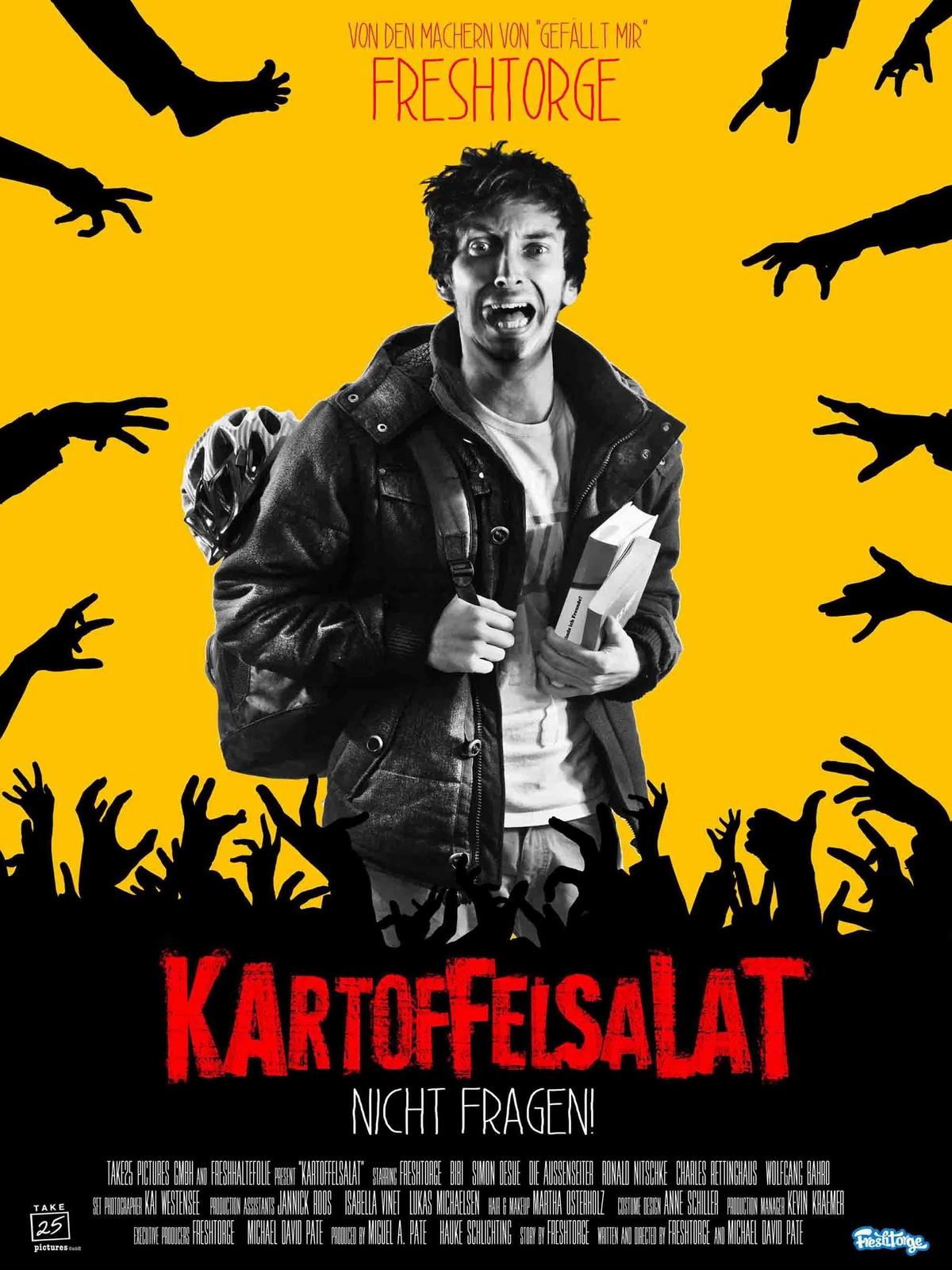 Kartoffelsalat Film Kino