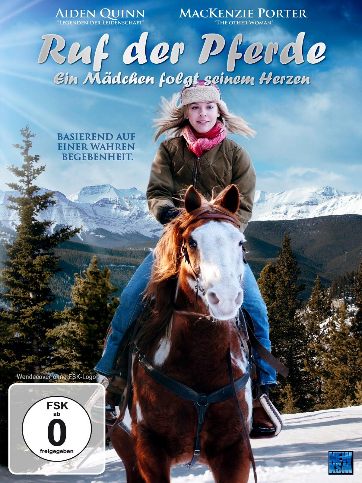 Ruf Der Pferde Ein M 228 Dchen Folgt Seinem Herzen Film