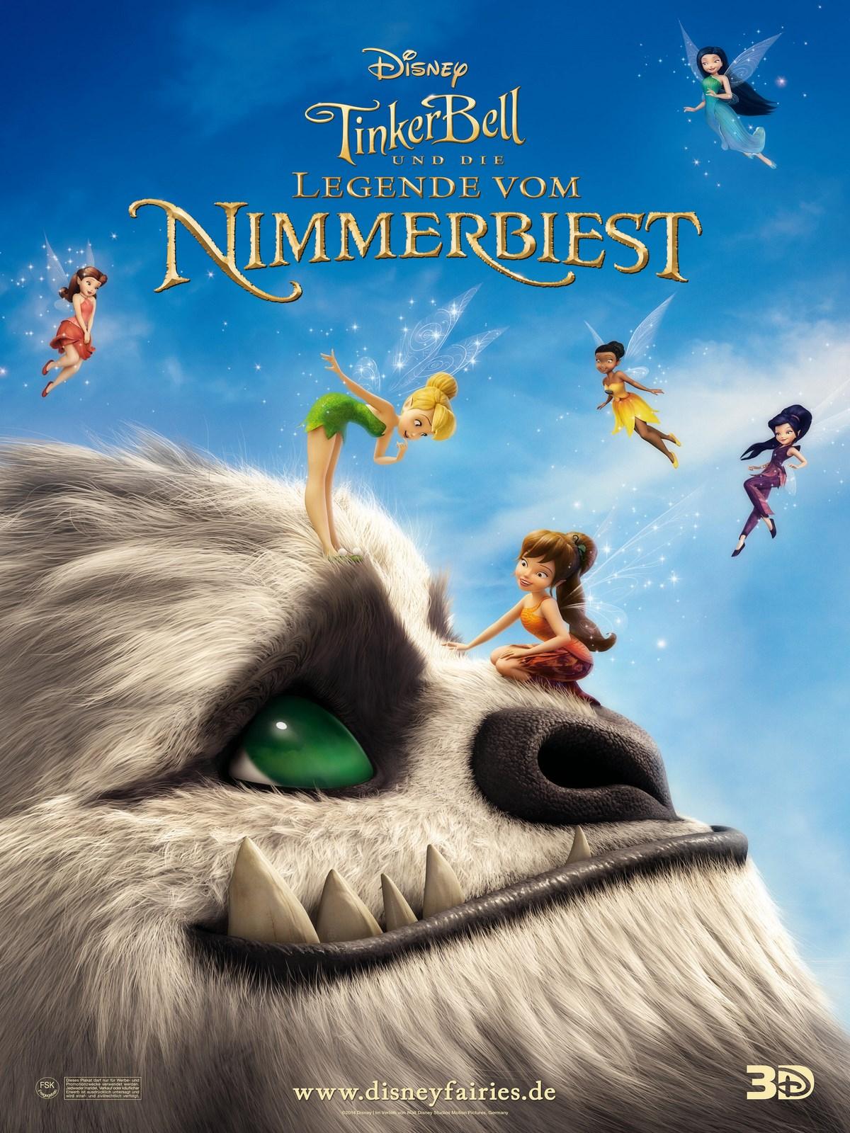 Tinkerbell Und Die Legende Vom Nimmerbiest Ganzer Film Deutsch
