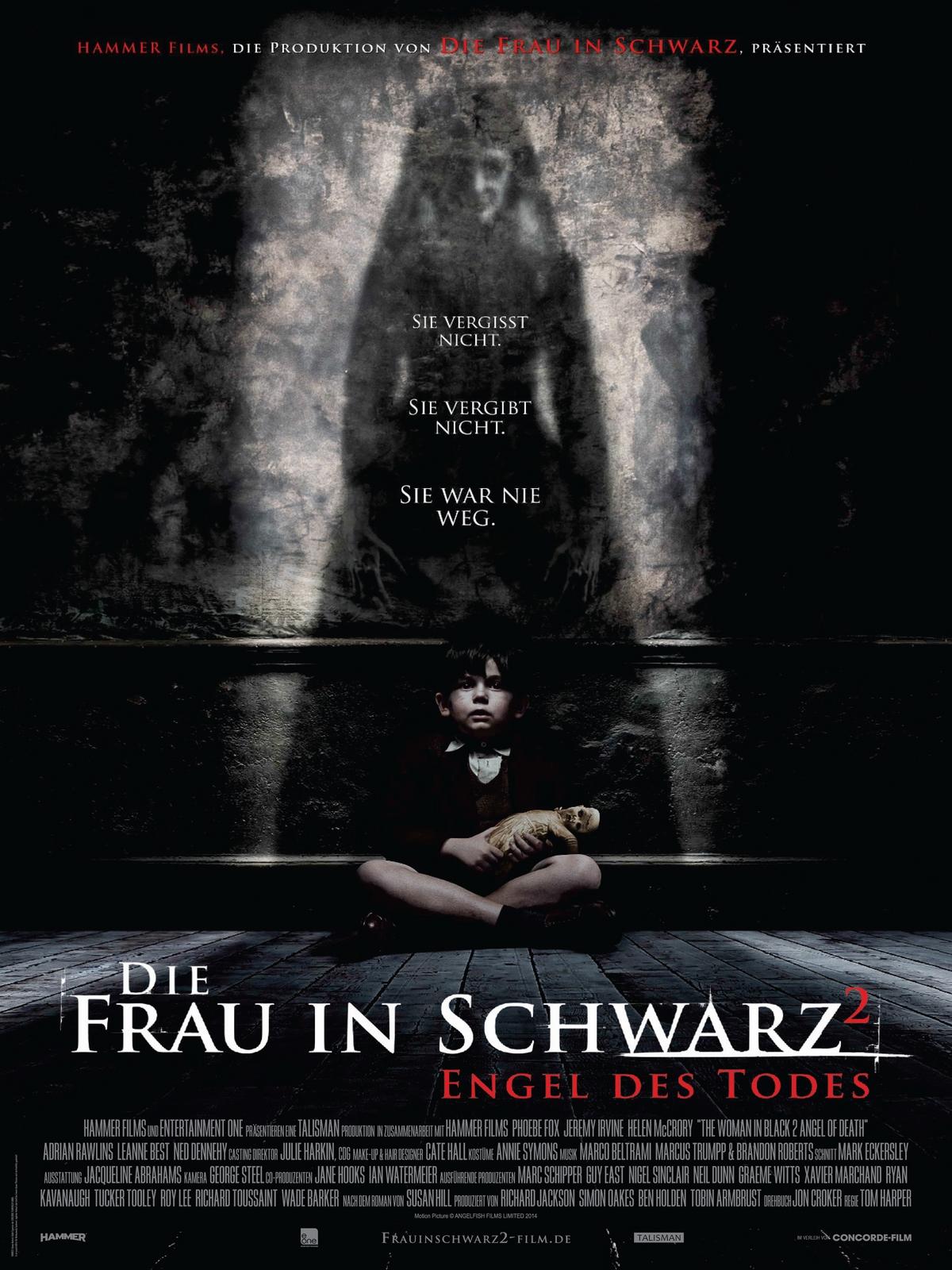 Die Frau In Schwarz 2 Trailer German