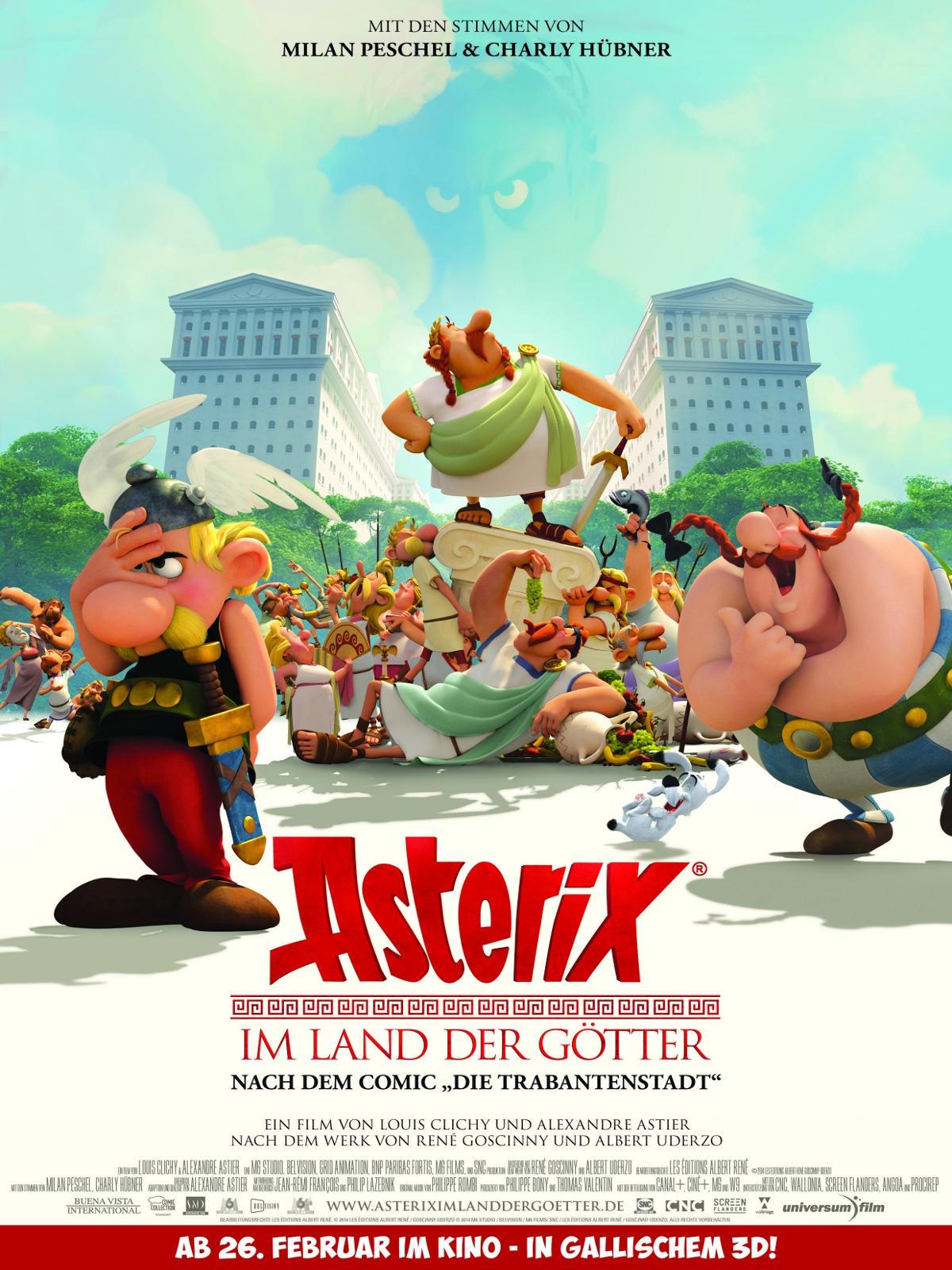 Asterix Im Land Der Götter Stream