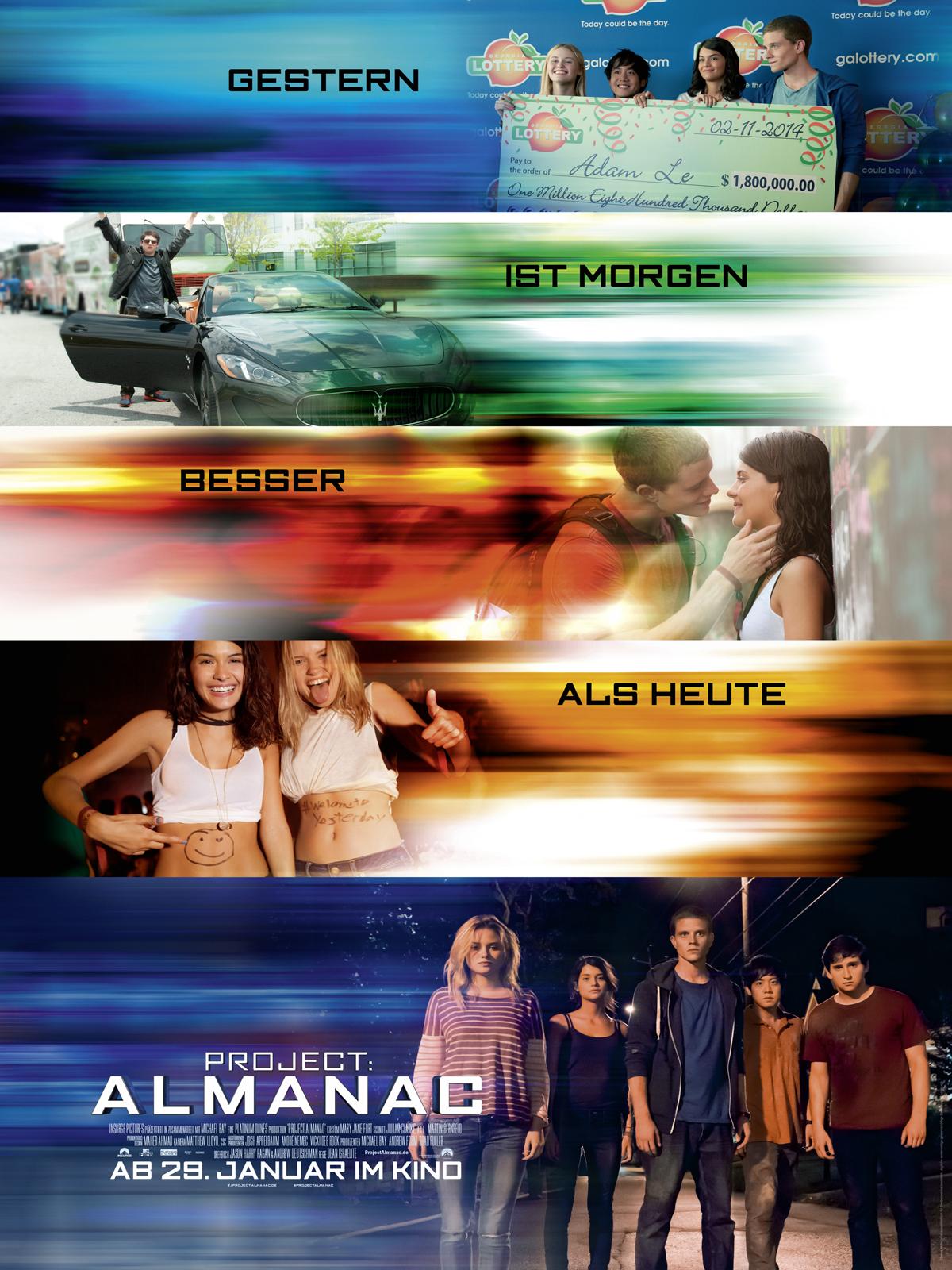 Film Project Almanac