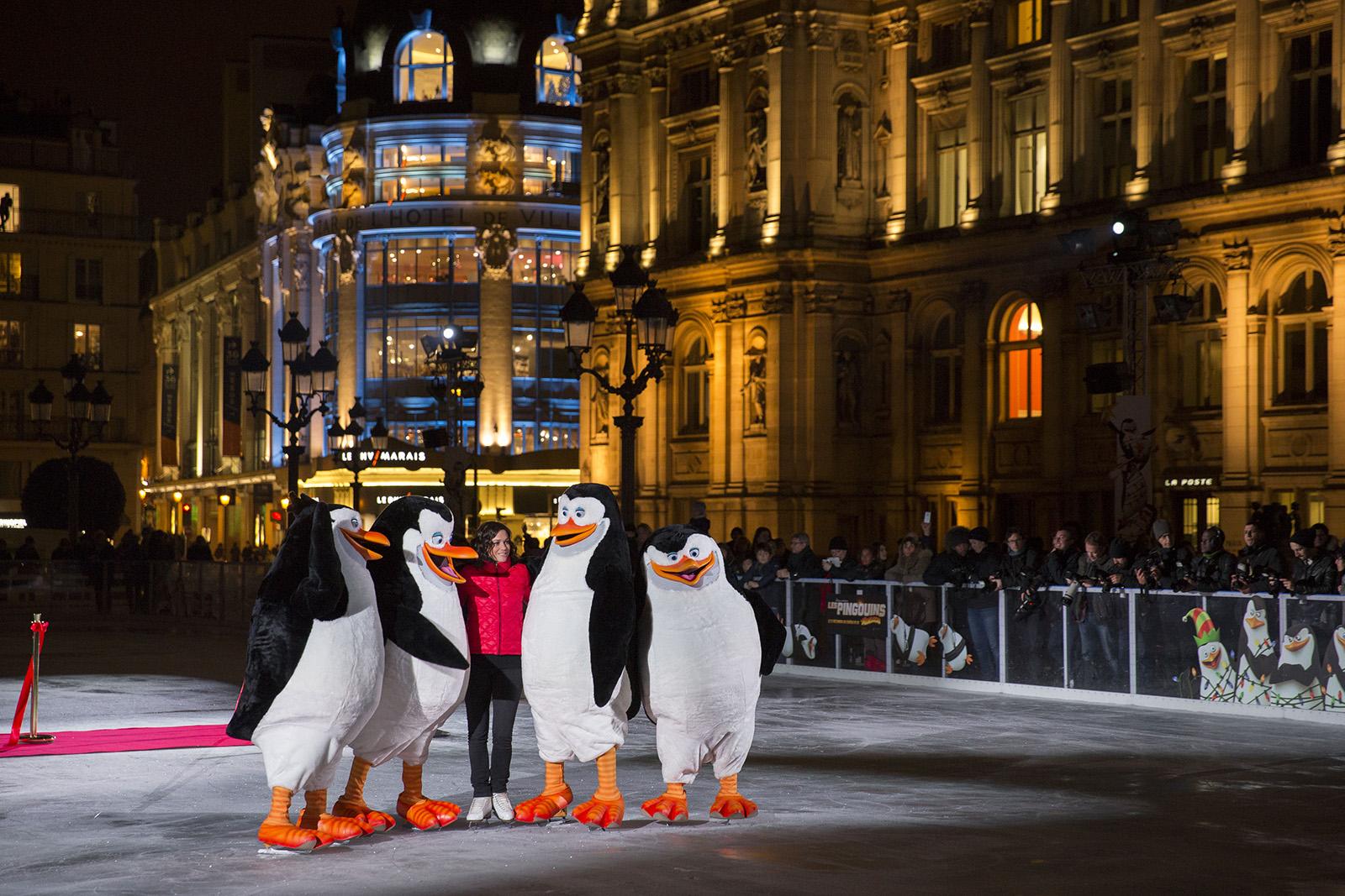 bild von die pinguine aus madagascar  bild 18 auf 63