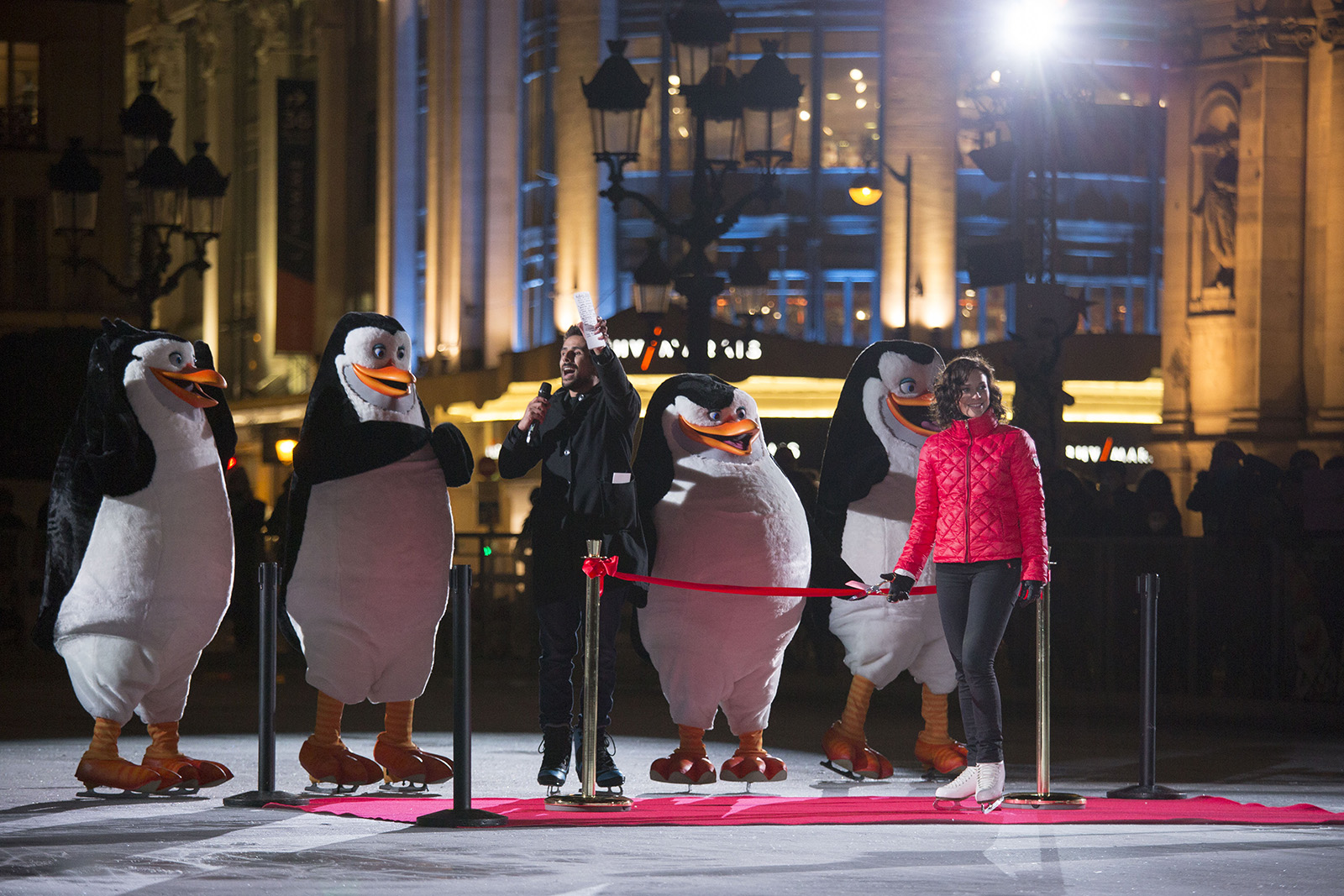 Kino Pinguine Von Madagascar