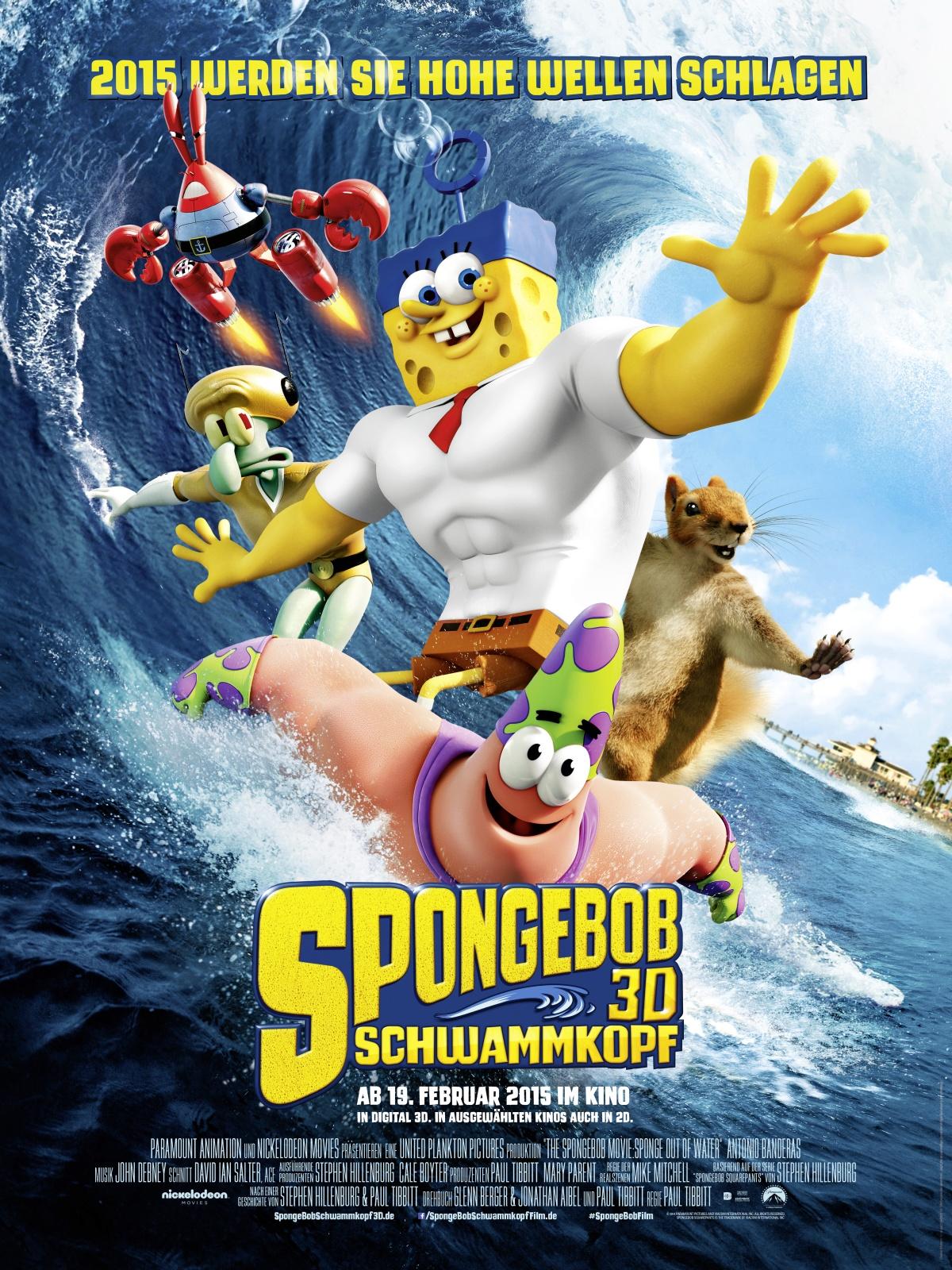 spongebob der film 2