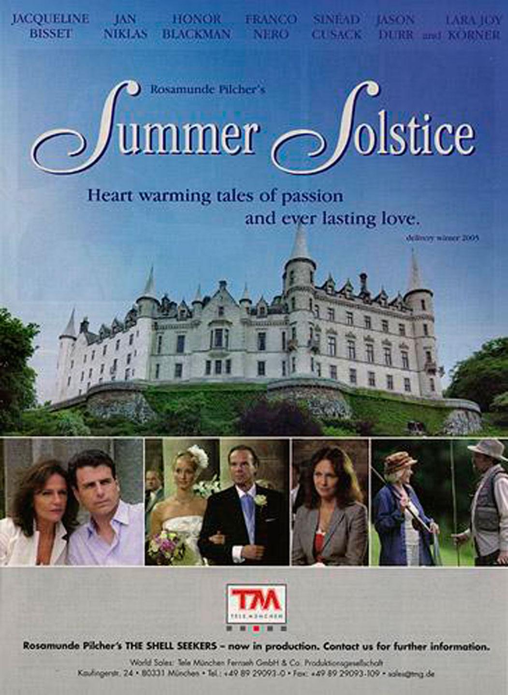 Rosamunde Pilcher Zauber Der Liebe Film 2005 Filmstarts De