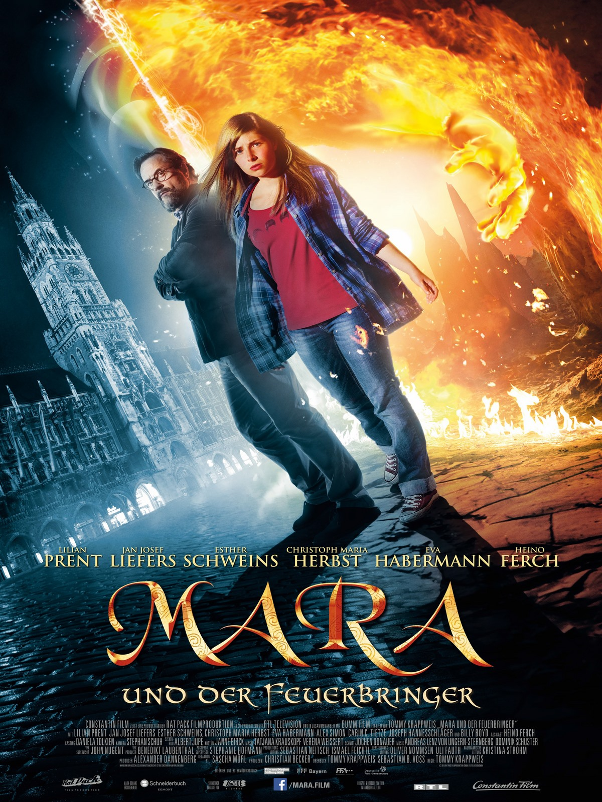 Mara und der Feuerbringer - Film 2014 - FILMSTARTS.de